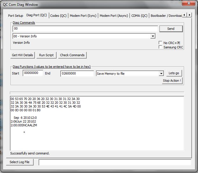 E585 free unlock diag psas